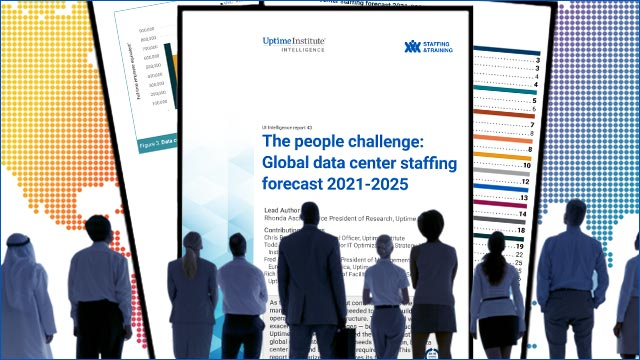 Webinar: The People Challenge: Global Data Center Staffing Forecast 2021-2025