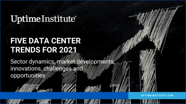 Webinar: Five Data Center Trends for 2021